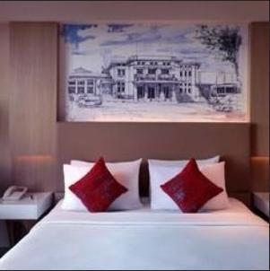 Grand Mercure Bandung Setiabudi Bandung - Deluxe Room Only Regular Plan