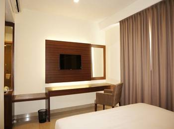Green Eden Hotel Manado - Green Eden Suite Room 03 Regular Plan