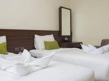 Green Eden Hotel Manado - Superior Twin Room Regular Plan