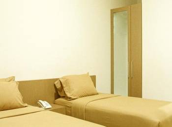 New Legend Hotel Makassar - Deluxe Room Regular Plan