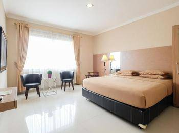 New Legend Hotel Makassar - Junior Suite Regular Plan