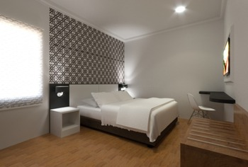 Front One Boutique Tugu Muda Semarang Semarang - Deluxe Double Breakfast Special Deals