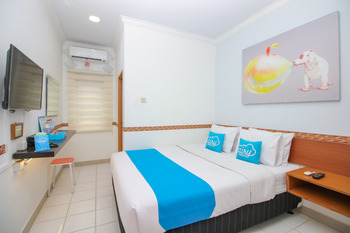 Airy Pasteur Babakan Jeruk Indah Satu 11 Bandung Bandung - Standard Double Room Only Regular Plan