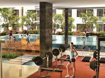 Sudirman Suite Bandung - Studio Room Regular Plan