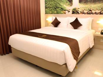 The Himana Malang (Malang City Point) Malang - Superior Double Room Only Superior Room Only Free Welcome Drink