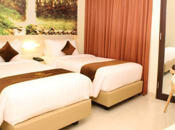 The Himana Malang (Malang City Point) Malang - Superior Twin Room Only Regular Plan