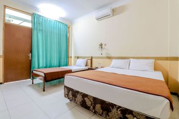 Hotel Yogya Kembali Yogyakarta - Deluxe Room Only FC LM 0-3D NR 38%