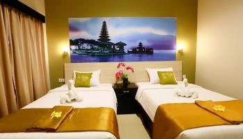 ASOKA City Bali Bali - Superior Twin Breakfast Regular Plan