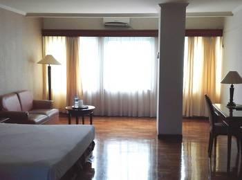 Mega Cikini Jakarta - Deluxe Room  Regular Plan