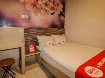 NIDA Rooms Losari Beach Rotterdam Makassar - Double Room Single Occupancy Special Promo