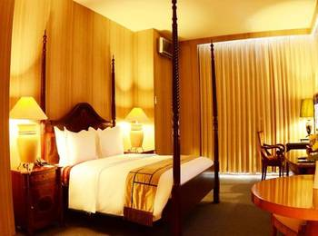 Hotel Aryaduta Manado - Super Deluxe Room Stay 2 NIght Get 50% Discount