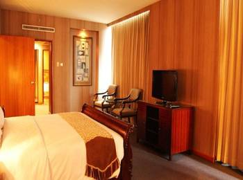 Hotel Aryaduta Manado - Deluxe Room Stay 3 - 5 Nights Get 20% OFF