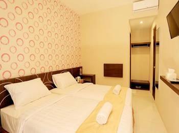 Nutana Hotel Lombok Lombok - Deluxe Room Best Offer Deals