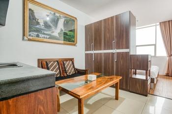 RedDoorz Apartment @ Pasar Baru Mansion Jakarta - RedDoorz Premium Room Basic Deal