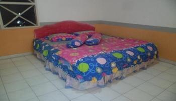 Santibi's Villa Kota Bunga Melati B Cianjur - Villa 2 Bedroom Regular Plan