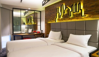 Posto Dormire Jakarta - Superior Twin Roon Only  Regular Plan