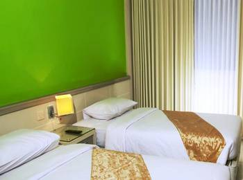 Rivisha Hotel Jogja - Superior Twin - Room only Regular Plan