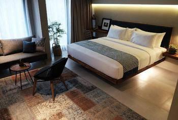Kollektiv Hotel Bandung - Deluxe Double Breakfast Regular Plan
