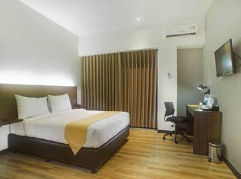 Yunna Hotel Lampung - Deluxe Room Only Best Deal 10%