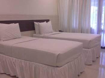 Tirtagangga Hotel Garut - Deluxe 2 Single Beds Regular Plan