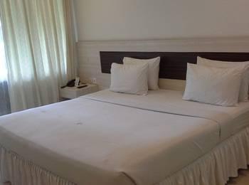 Tirtagangga Hotel Garut - Deluxe 1 King Size Bed Regular Plan