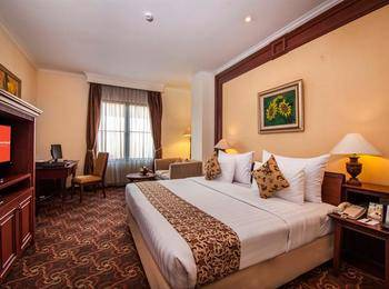 Arion Swiss-Belhotel Bandung - Business King Room Only Arion is Back - 10% OFF