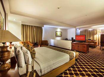 Arion Swiss-Belhotel Bandung - Junior Suite Room                                          Arion is Back - 10% OFF