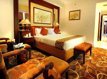 Arion Swiss-Belhotel Bandung - President Suite Room Only Arion is Back - 10% OFF