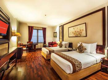 Arion Swiss-Belhotel Bandung - Business Twin Room Only Arion is Back - 10% OFF