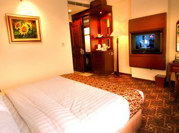 Arion Swiss-Belhotel Bandung - Deluxe King Regular Plan