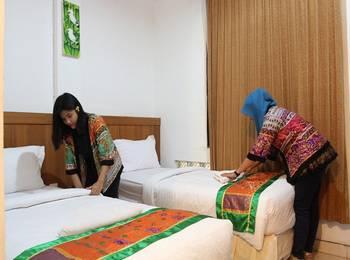 Havilla Maranatha Hotel Padang - Deluxe Room Regular Plan
