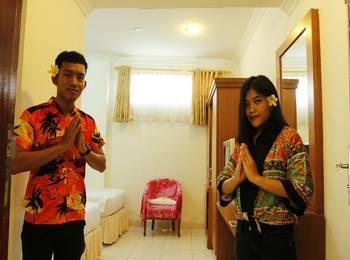 Havilla Maranatha Hotel Padang - Standard Room Discount 10%