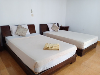 OYO 1523 Gili Life Homestay Lombok - Standard Twin Room Regular Plan
