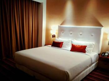Hotel Royal Asnof Pekanbaru - Deluxe Room Double Regular Plan