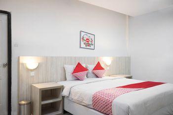 OYO 1253 Hotel Wisata Jambi - Deluxe Double Room Regular Plan