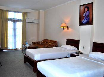Hotel Bumi Asih Pangkalpinang - Grand Suite Save 48%