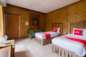 OYO 1924 Hotel Rafflesia Sukabumi - Deluxe Twin Room Promotion