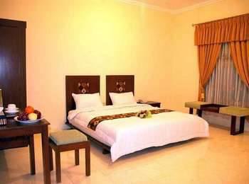 Hotel Sagan Huis Yogyakarta - Kamar Superior Regular Plan