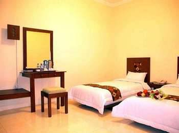 Hotel Sagan Huis Yogyakarta - Superior twin Room Basic Deal Promo