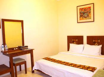 Hotel Sagan Huis Yogyakarta - Standard Double Room Basic Deal Promo