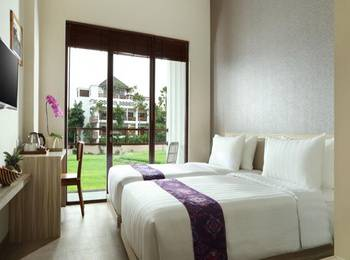 The Evitel Resort Ubud - Superior Room with Breakfast Regular Plan