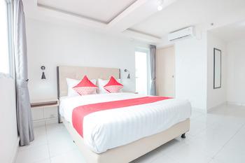 OYO Flagship 210 Amethyst Kemayoran Near RSUD Pademangan Jakarta - Standard Double Room Regular Plan