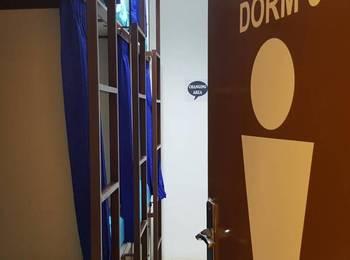 Mador Malang Dorm Hostel Malang - Male Dormitory Room (Shared Bathroom) - Fan Reguler plan