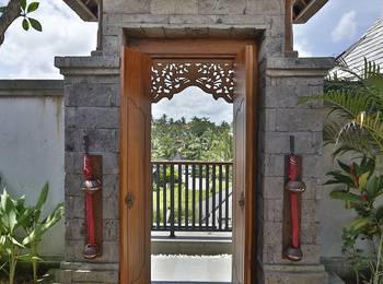 Visesa Ubud Resort Bali - One Bedroom Pool Sky Villa LUXURY - Pegipegi Promotion