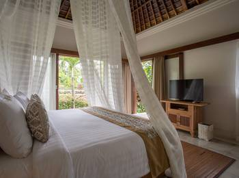 Visesa Ubud Resort Bali - Two Bedroom Pool Villa Room Only Regular Plan
