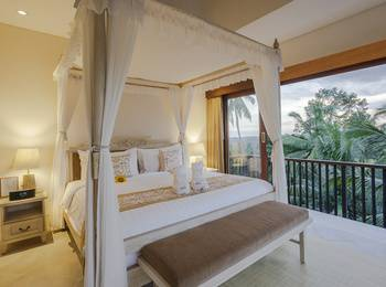 Visesa Ubud Resort Bali - Two Bedroom Pool Sky Villa Room Only Regular Plan