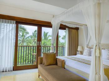 Visesa Ubud Resort Bali - Two Bedroom Pool Sky Villa Regular Plan