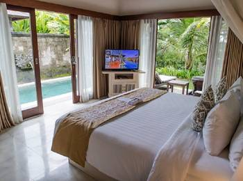Visesa Ubud Resort Bali - One Bedroom Pool Villa Regular Plan