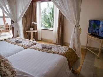 Visesa Ubud Resort Bali - Two Bedroom Pool Sky Villa Room Only Limited Time Offer- 45%