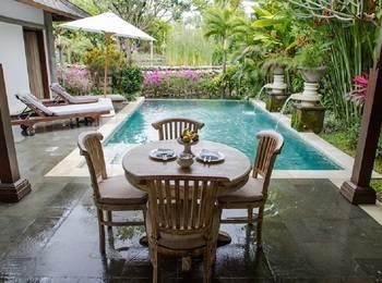 Visesa Ubud Resort Bali - Two Bedroom Pool Villa Room Only Limited Time Offer- 45%